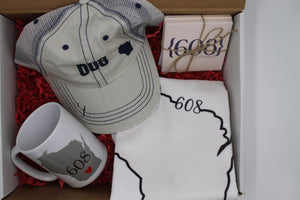 Pride of 608 $50 Gift Box - COFFEE