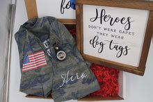 Load image into Gallery viewer, American Pride $50 Gift Box - MILITARY / VETERAN