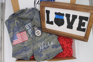 American Pride $50 Gift Box - POLICE
