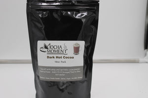 Dark Hot Cocoa