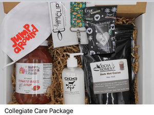 Collegiate Care $50 Gift Box