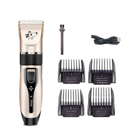 Dog Hair Trimmer Electrical Pet Professional Grooming Machine Tool usb Rechargeable Shavers Hair Cutter Cat Dog Haircut clipper