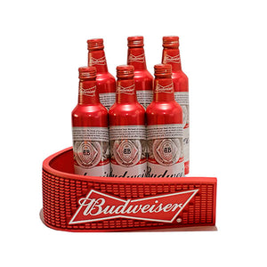 Combo Budweiser Beermat + 6 Cervezas Botella