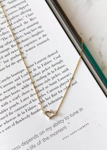 Libra Dainty Necklace