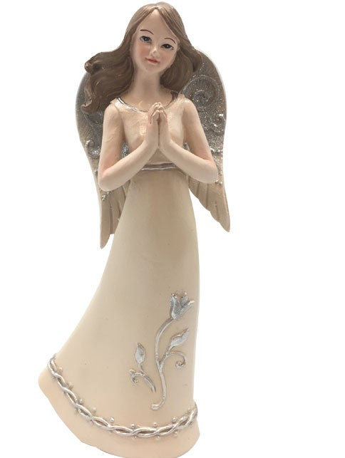 ANGEL WITH PRAYING HANDS