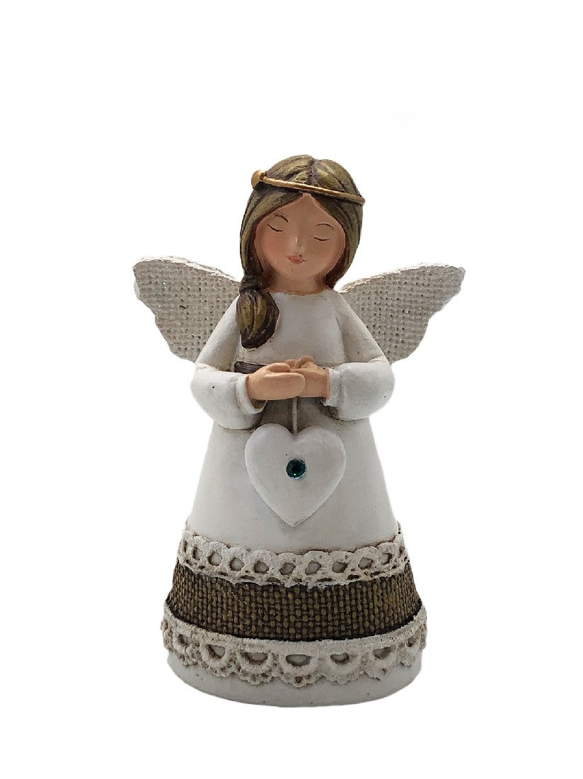 LITTLE BLESSING ANGEL - EMERALD