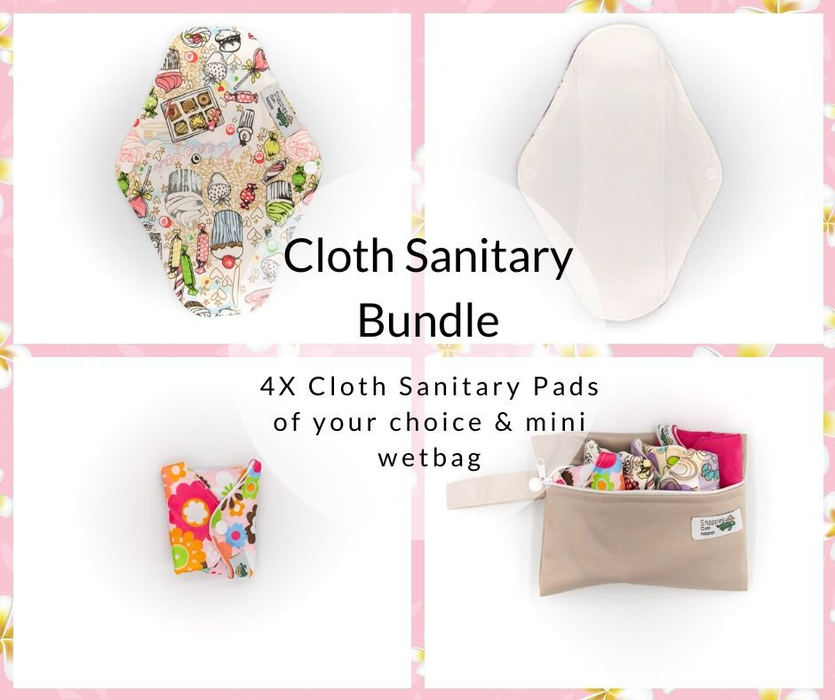 Cloth Sanitary Bundle