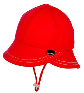 Legionnaire Flap Hat - Red