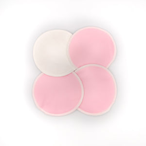 Reusable Bamboo Breast Pads - 2 Sets (4 Pads)