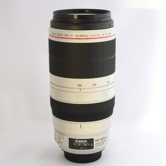 Canon EF 100-400mm f4.5-5.6L II IS Rental