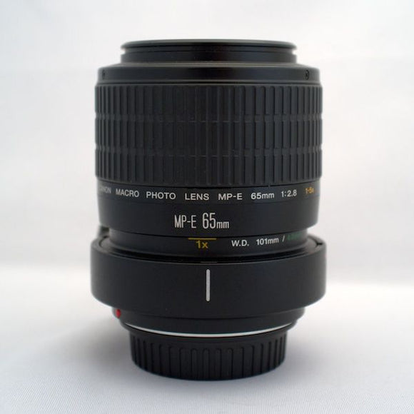 Canon EF 65mm f2.8 MP-E Rental