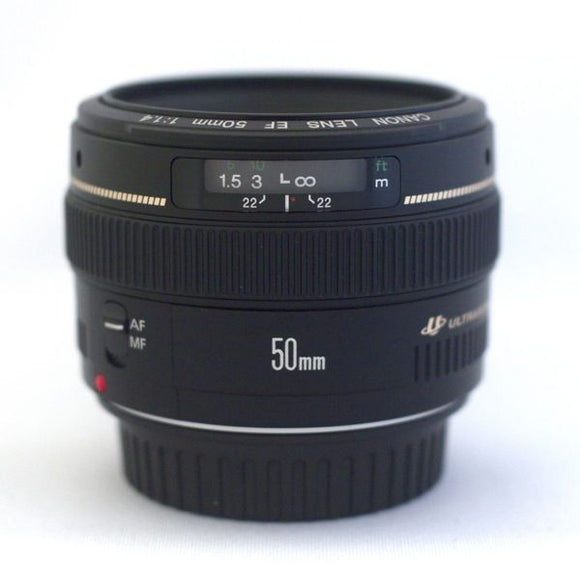 Canon EF 50mm f1.4 Rental