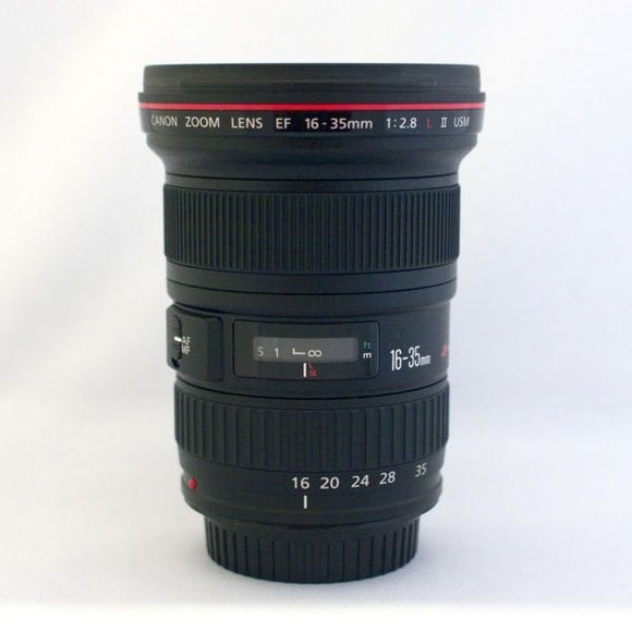 Canon EF 16-35mm f2.8L II Rental