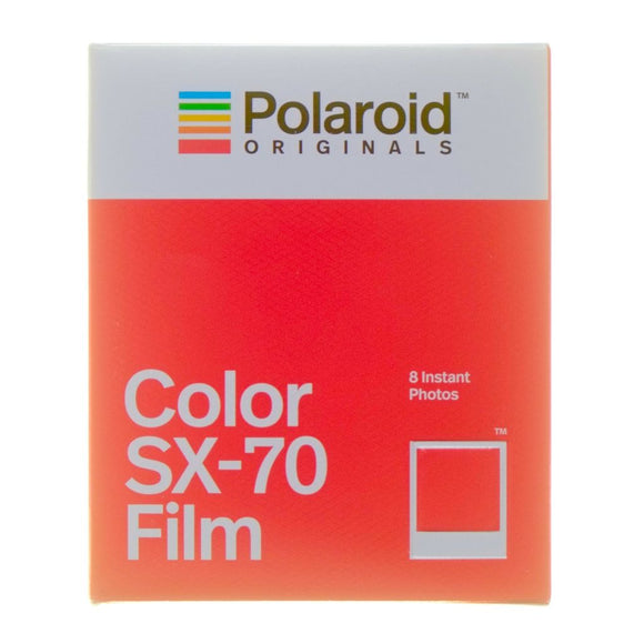 Polaroid Originals Color SX-70 Film (EXPIRED 04/20)