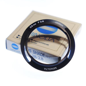 Minolta Lens Shade for CLE 28mm f2.8