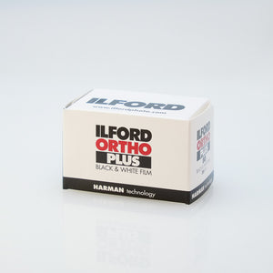 Ilford Ortho Plus 80