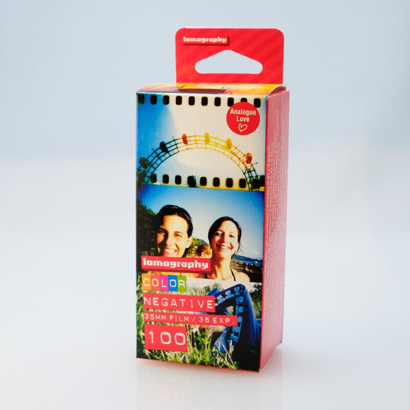 Lomography ISO 100 Colour 3-pack
