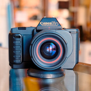 Canon T80 with 35-70mm f3.5-4.5