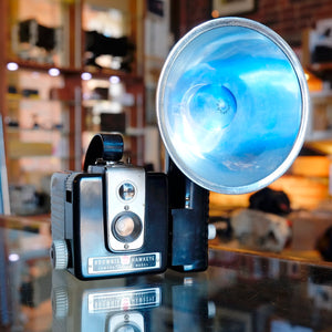 Kodak Brownie Hawkeye Flash (c.1950-61)