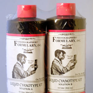 Photographer's Formulary Cyanotype Kit (1l)