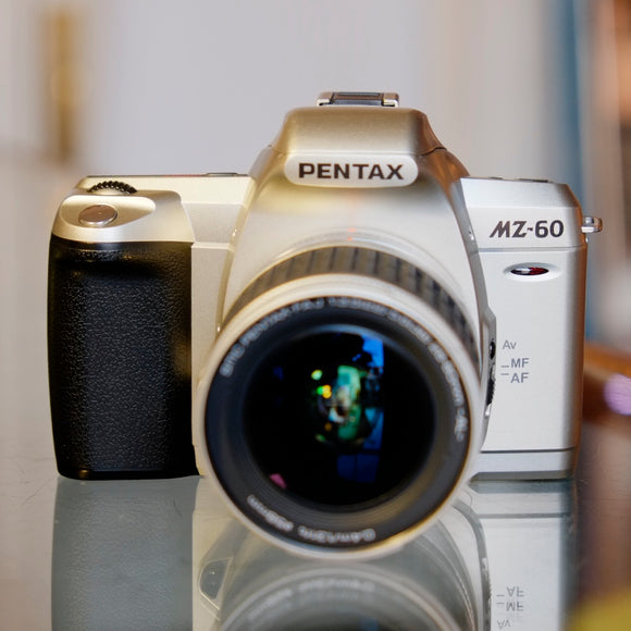 Pentax MZ-60 with 28-80mm f3.5-5.6