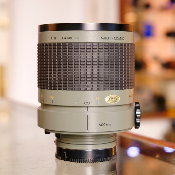 Sigma 600mm f8 Mirror-Telephoto for Minolta AF