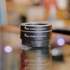 Pixco extension tube set for Fuji X