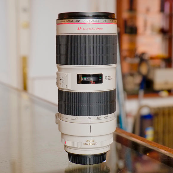 Canon EF 70-200mm f2.8L IS II