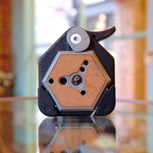Manfrotto Hex-Plate Quick Release System
