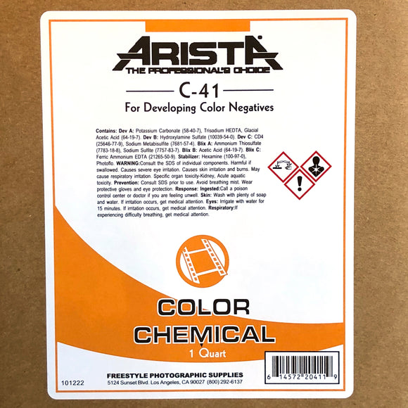 Arista C41 Liquid Kit (1 Quart)