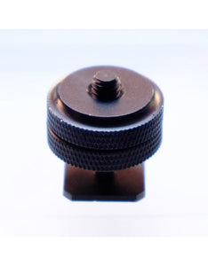 "1/4"" Thread Adapter for Hot Shoe"