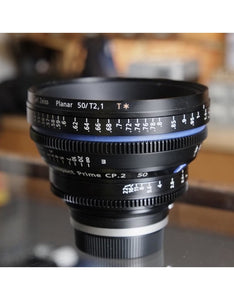 Carl Zeiss Planar 50mm T2.1 CP.2