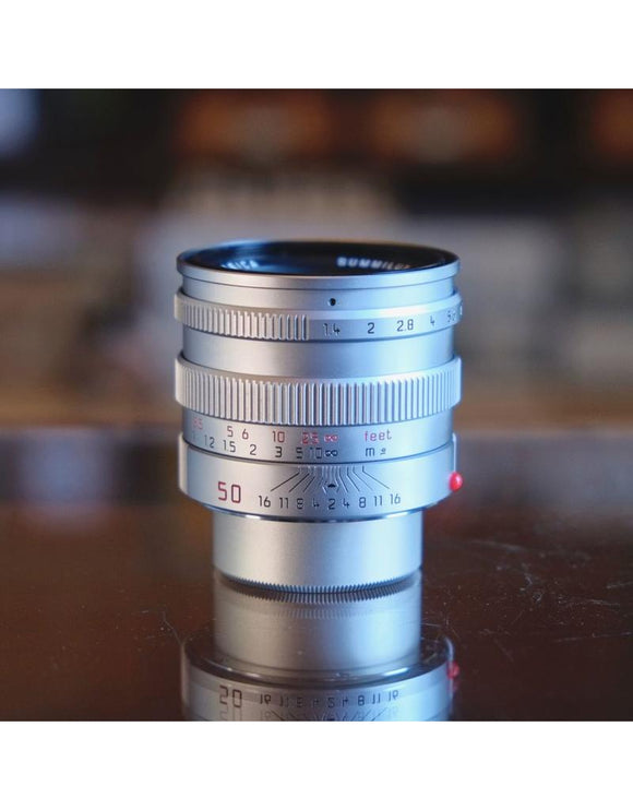 Leica Summilux 50mm f1.4 for LTM