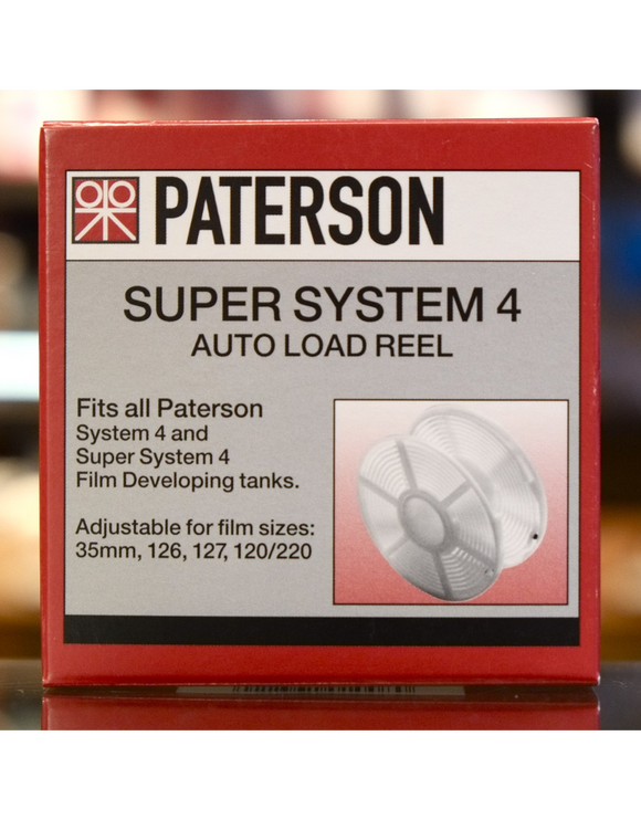 Paterson Super System 4 Auto-Load Reel