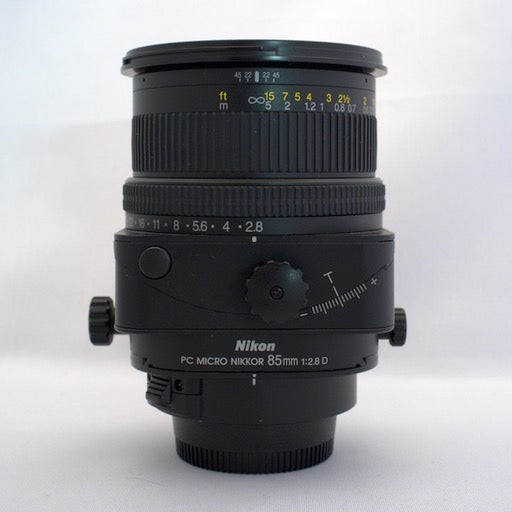 Nikon 85mm f2.8D PC Micro-Nikkor Rental