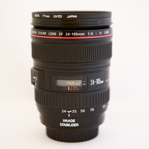Canon EF 24-105mm f4L Rental