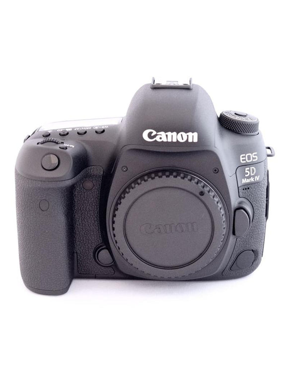 Canon EOS 5D Mark IV Rental