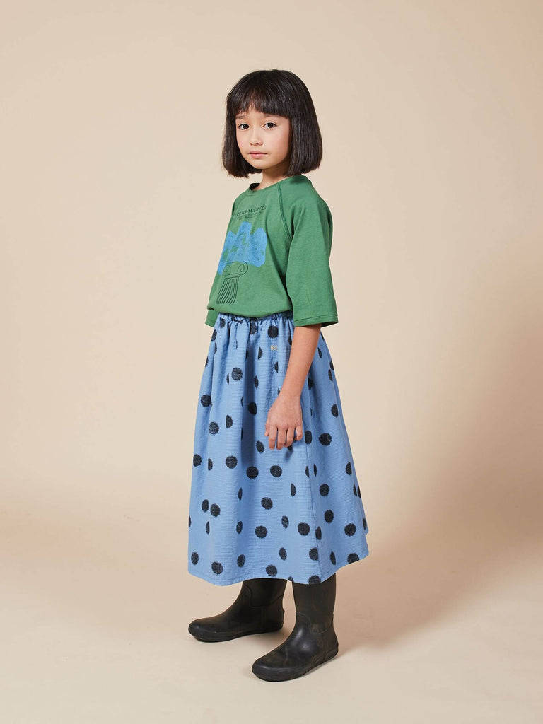 Bobo Choses Spray Dots Woven Rock Gr. 4-5 J.