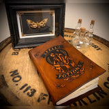 Leather Spell Book