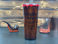 Makers Mark Custom Tumbler