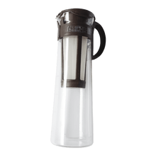 Load image into Gallery viewer, Hario MIZUDASHI COLD BREW COFFEE POT/CHOCOLATE BROWN