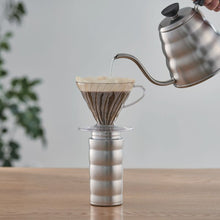 Load image into Gallery viewer, Hario V60 COFFEE PLASTIC DRIPPER 02