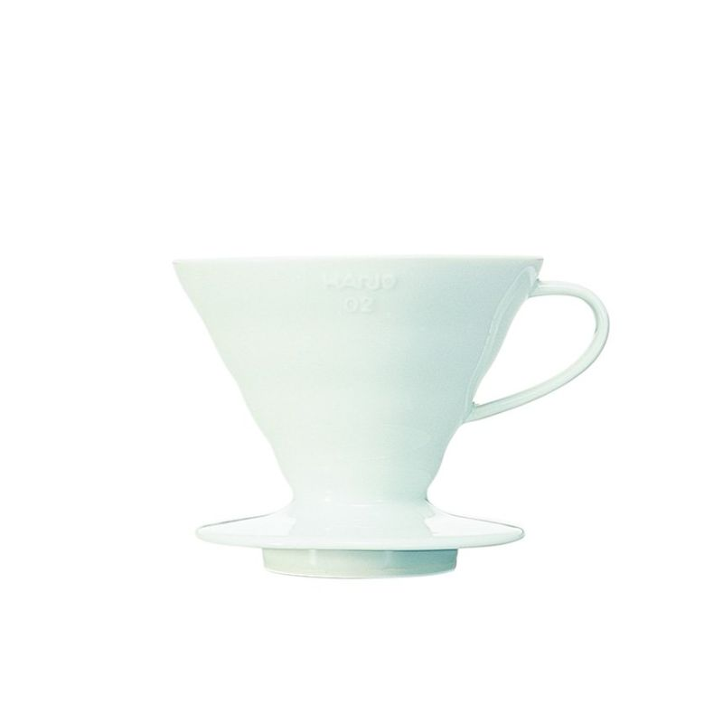 Hario V60 COFFEE 02 DRIPPER CERAMIC/ WHITE