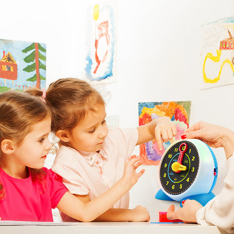 BEST LEARNING Learning Clock