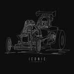 ICONIC x Havoc - Wall Print - Black