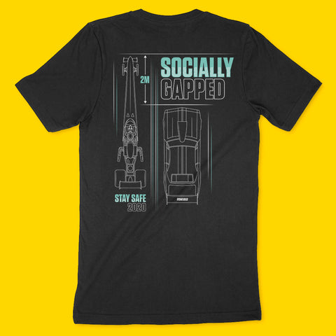 Socially Gapped - T-Shirt