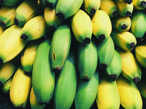 4 Reasons Why Athletes Go Bananas over Banana