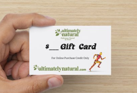 Gift Card - Ultimately Natural