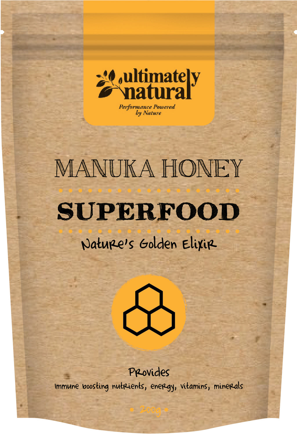 Manuka Honey | Dried Powder 200g - Ultimately Natural