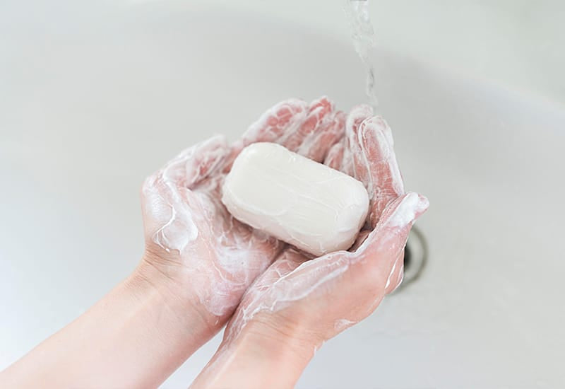 Does Soap Kill Germs or People?
